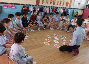 上野幼稚園で遊んで!学ぶ!ひとりひとりの心を大切に「個」を育みます